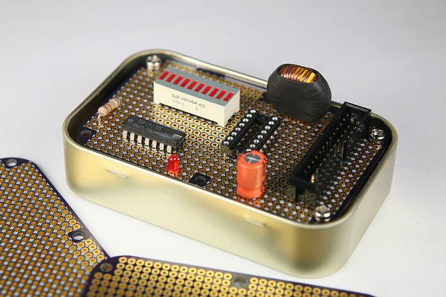 Altoids Protoboard Project