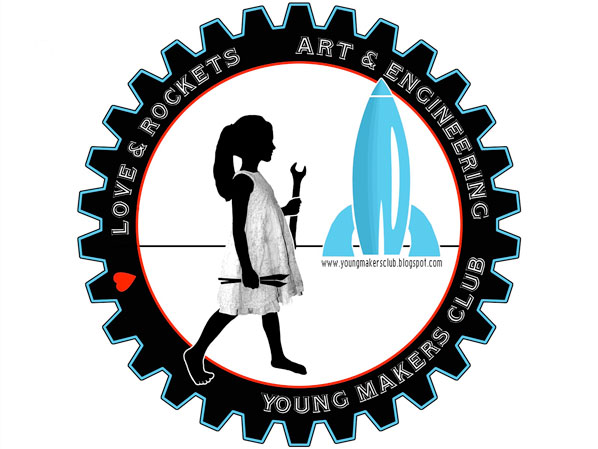 Love and Rockets Young Makers Club