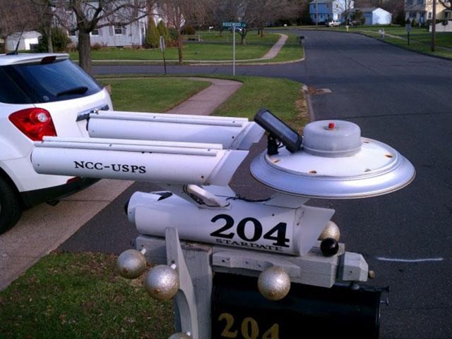 mailbox trek