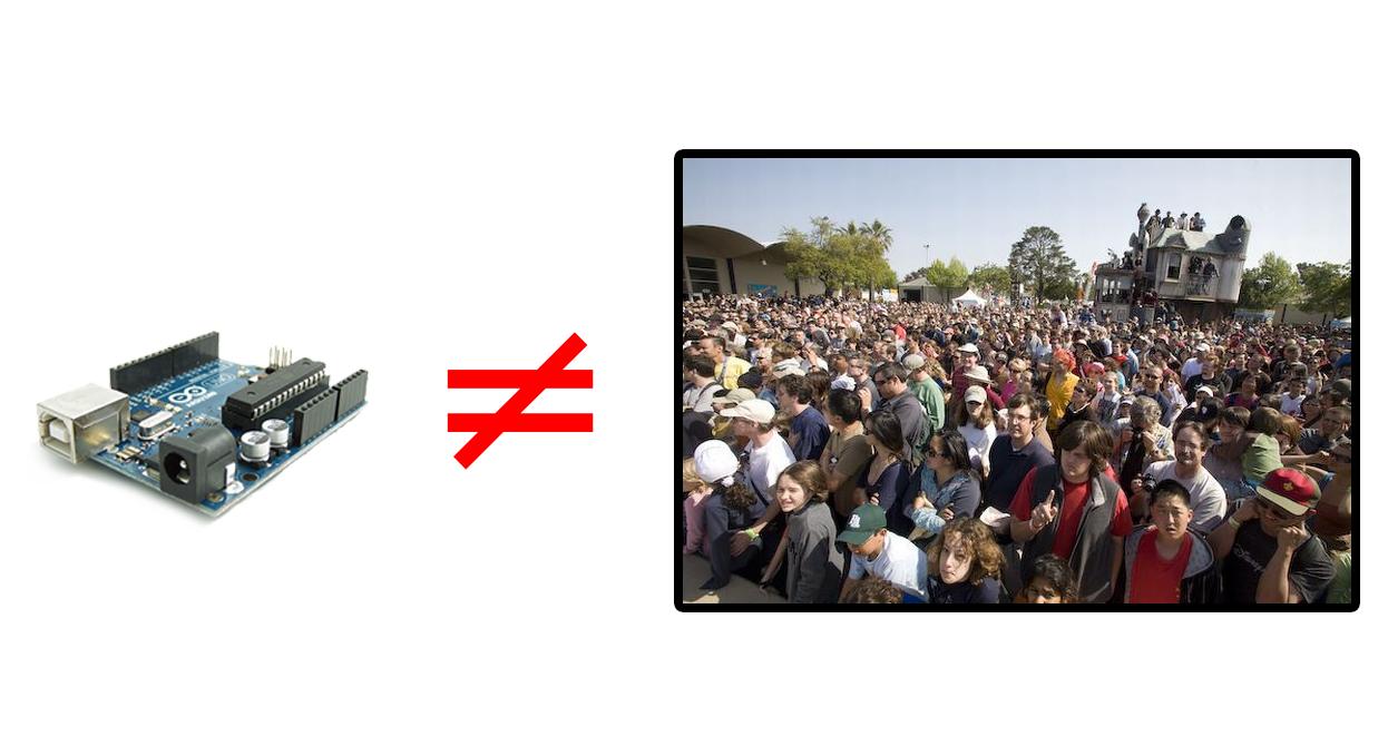 Arduino Not Maker Movement