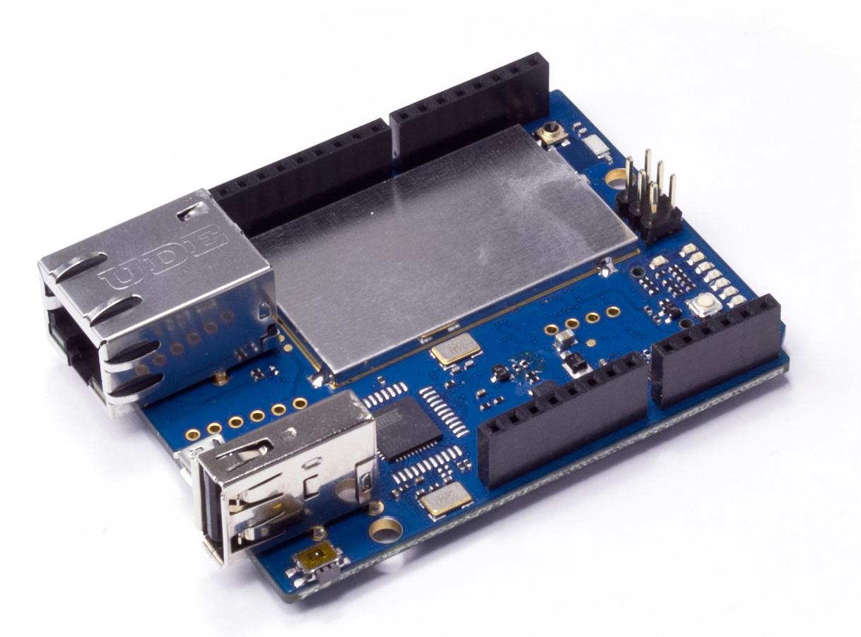 The Arduino Yún