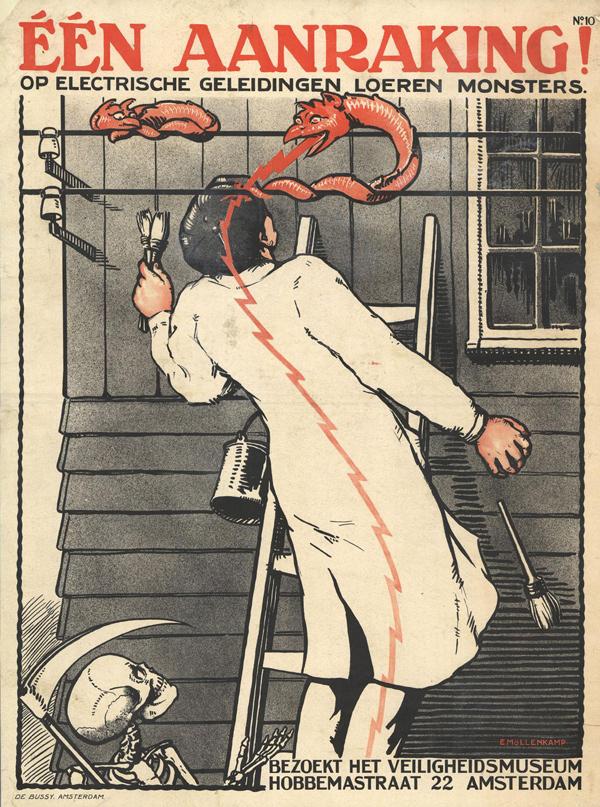 dutch safety poster4