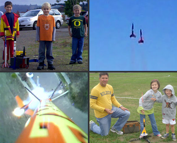 eugene rocketry