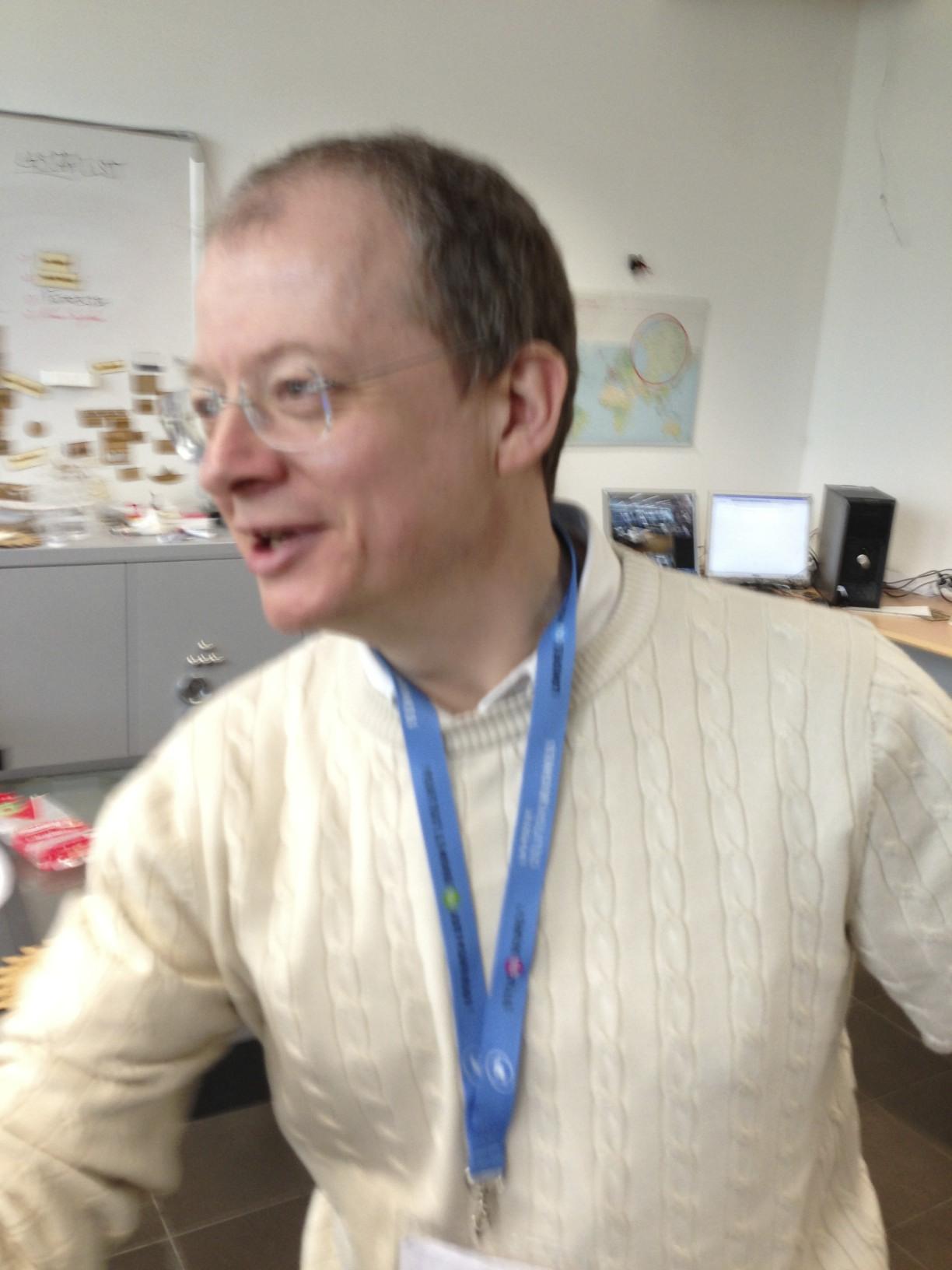 Laurent Ricard of FAC LAB