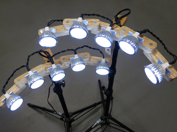 led photo lights