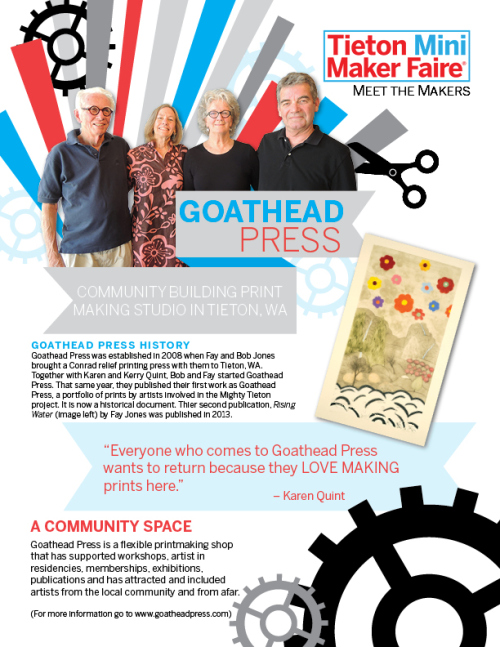 MT goathead-press