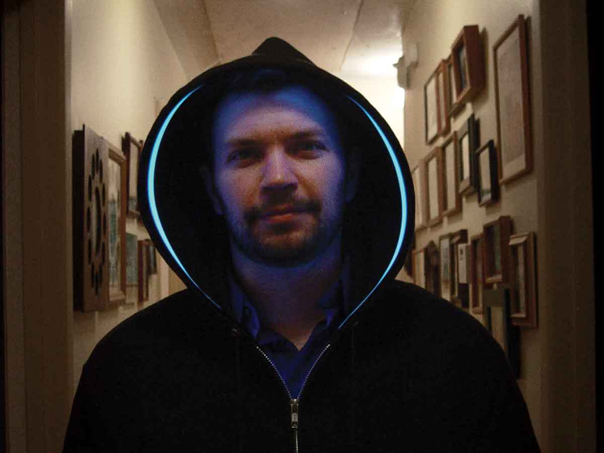 Simple Light-Up Hoodie