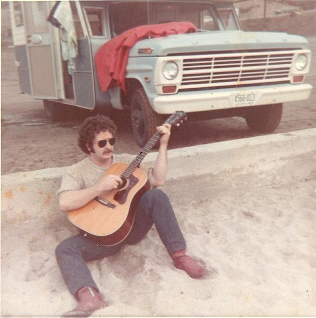 Joe Colombo as a young man.