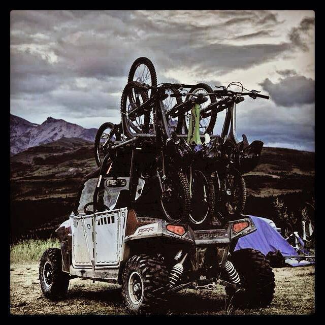 alaskan backcountry chairlift