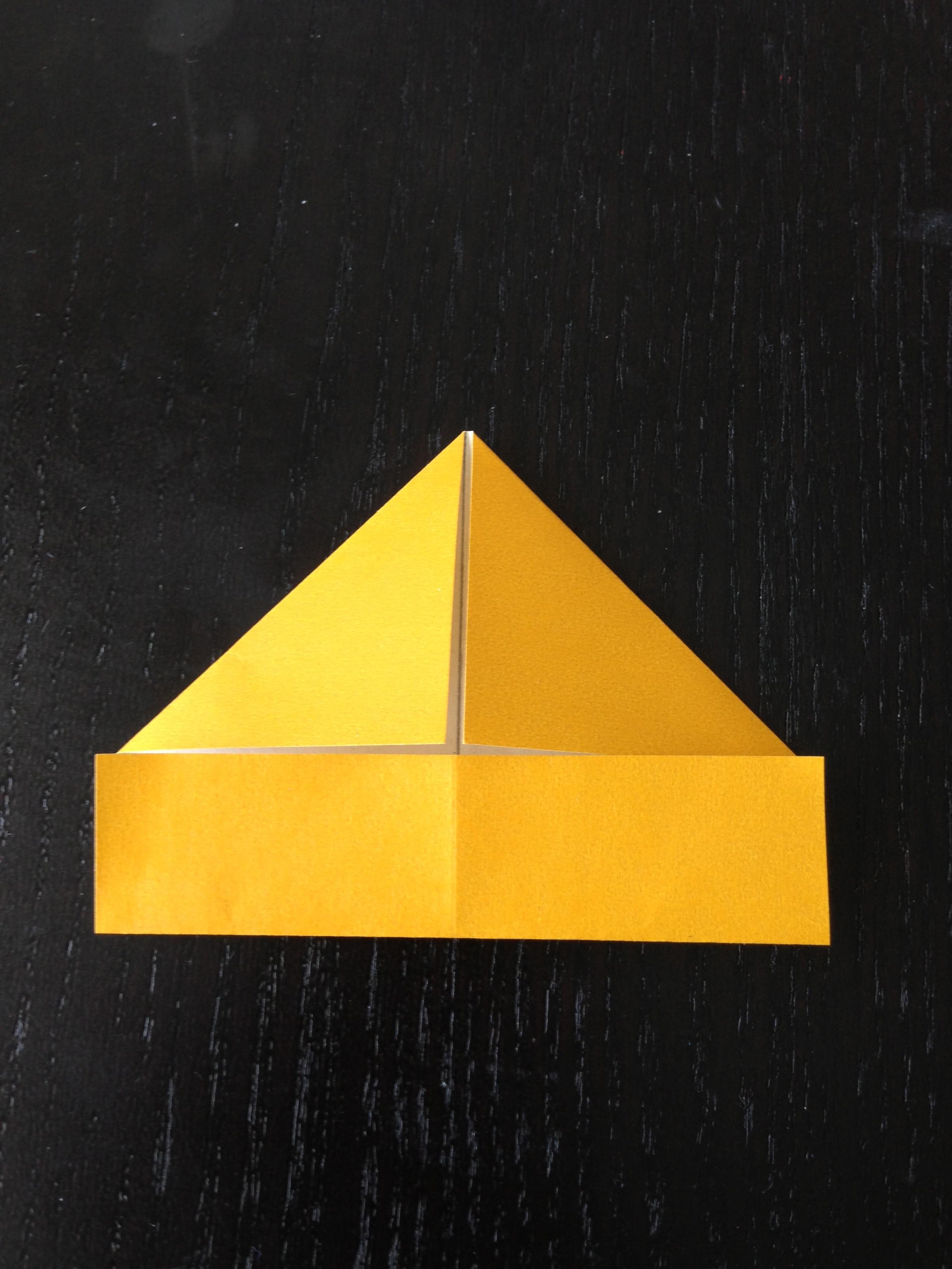 Origami Modular Wreath