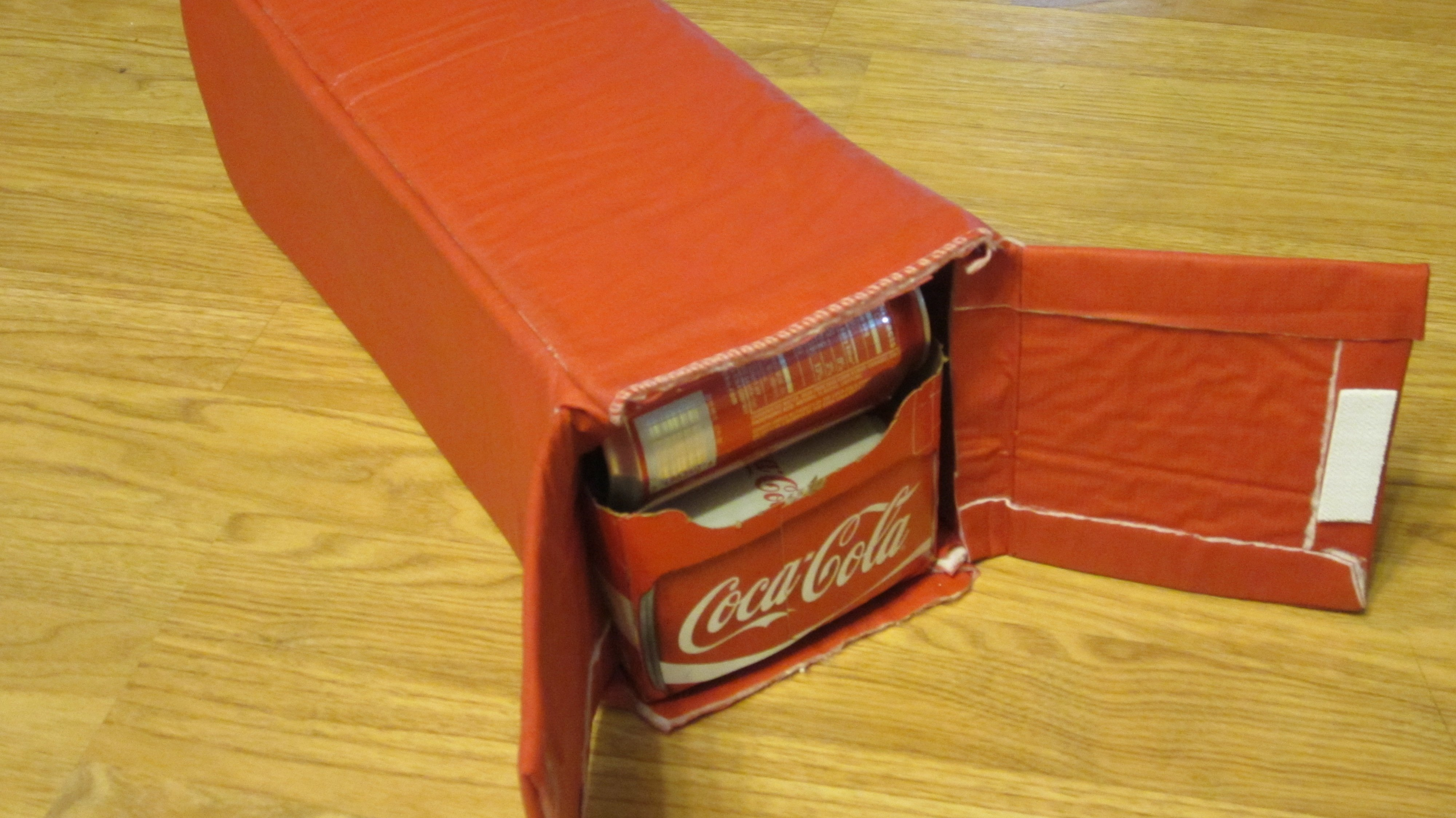 Custom Soda Cooler