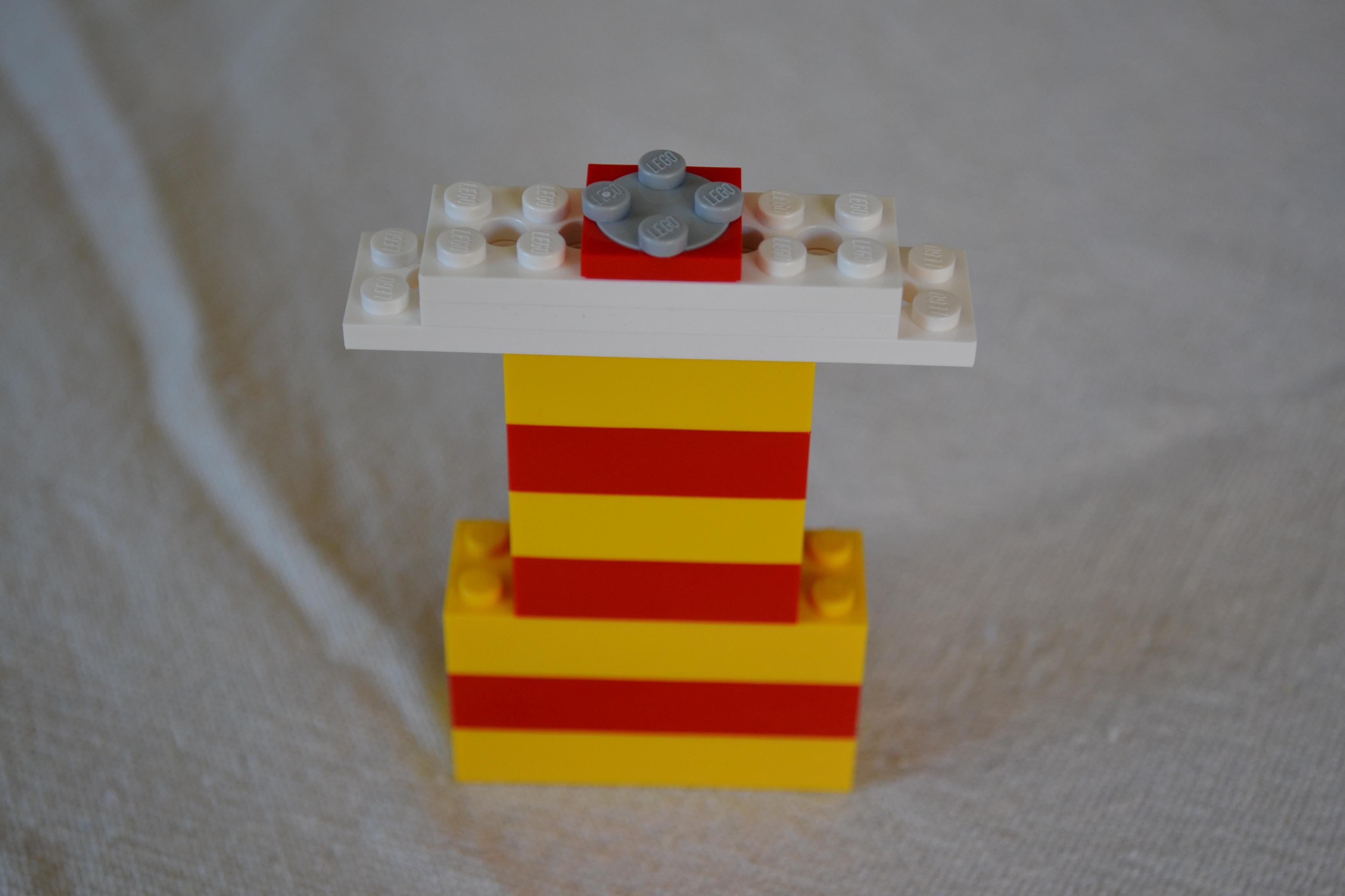 Lego Phonograph