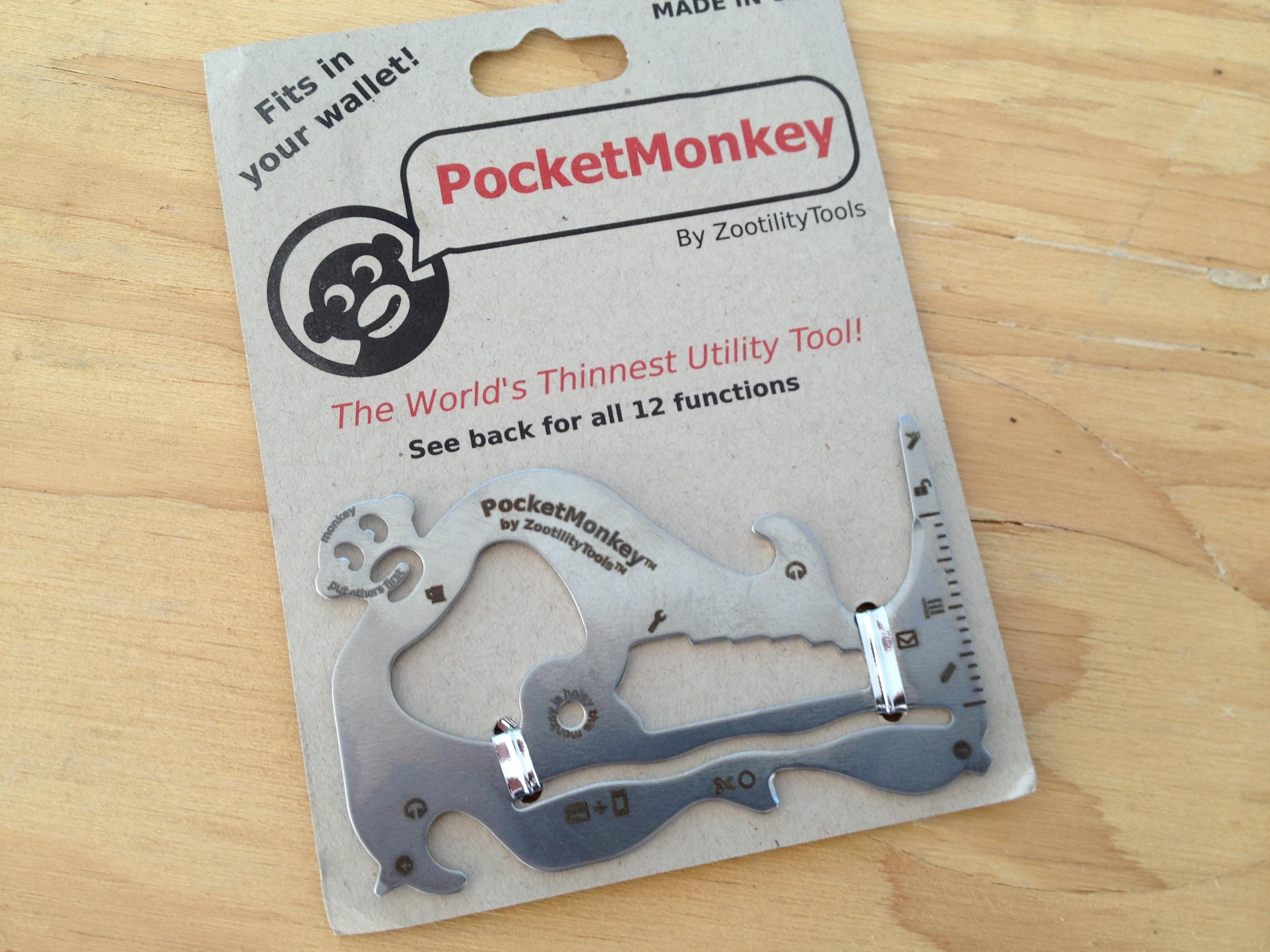Pocketmonkey