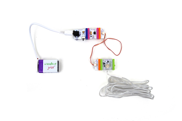 unihorn bike helmet with littlebits