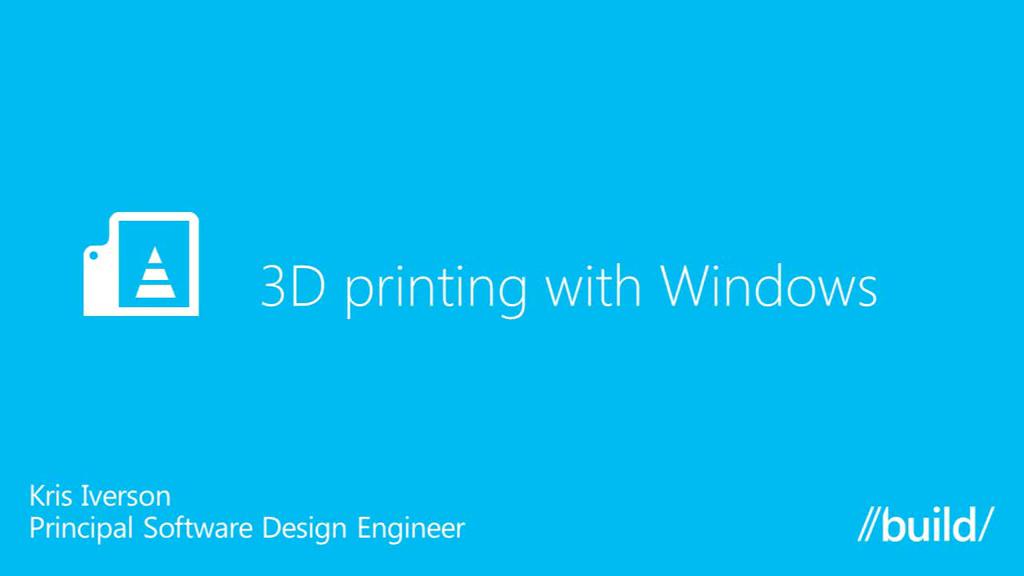 Windows-3DP