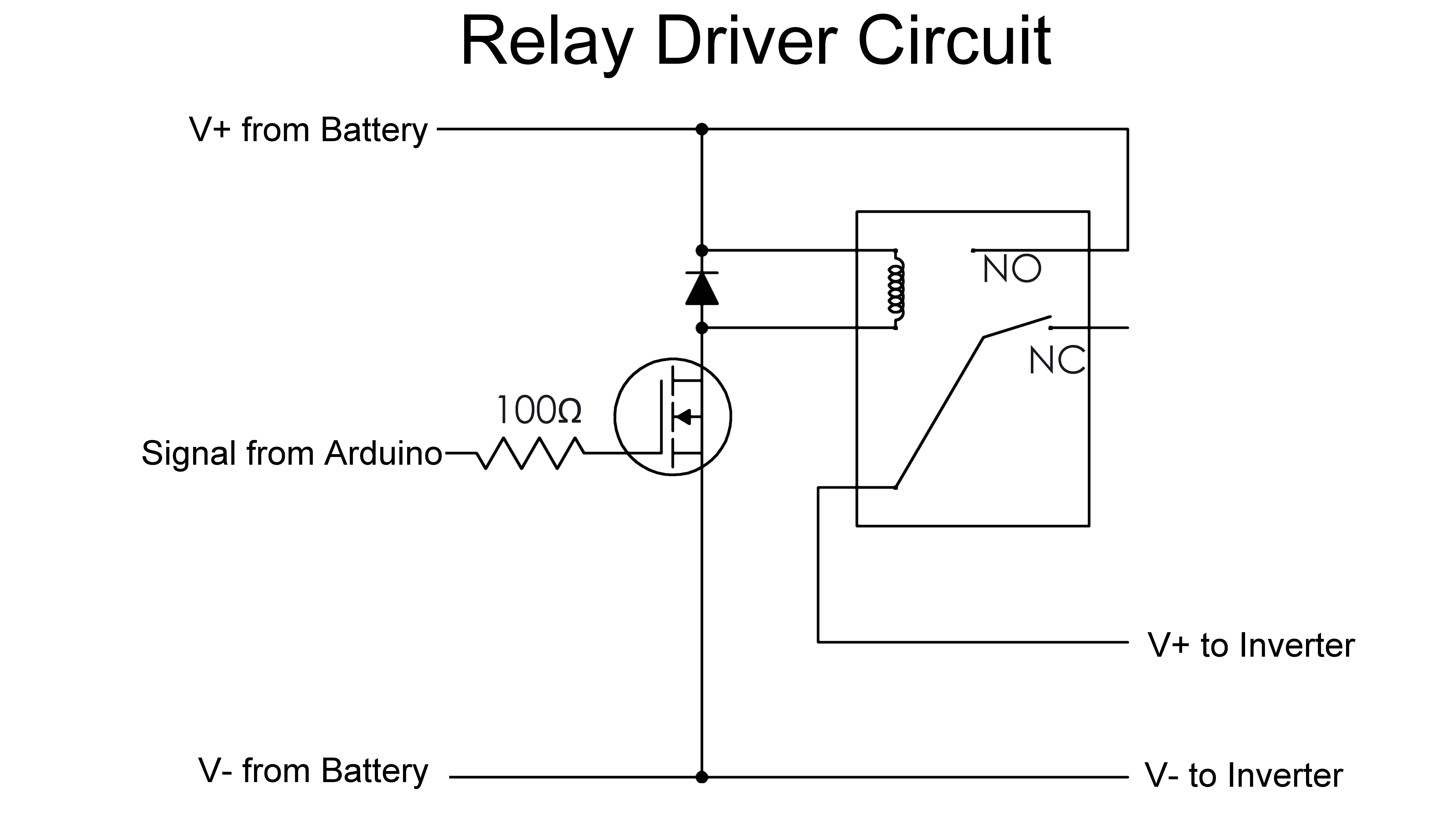 Arduino On Flipboard Basic Relay Driver Circuit
