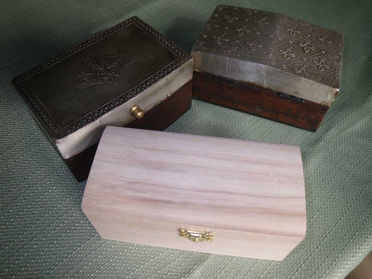 Hasp And Staple >> Puzzle Treasure Box | Make: