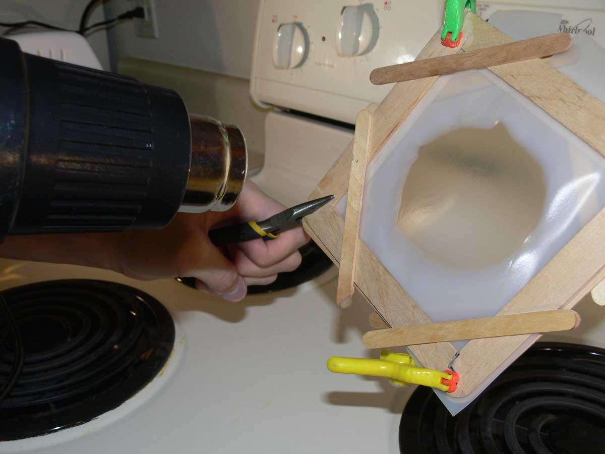 Peanut Butter Jar VacuumFormer