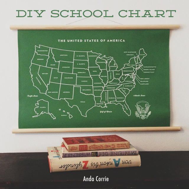 School Chart by Anda