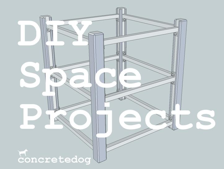 concrete dog diy space