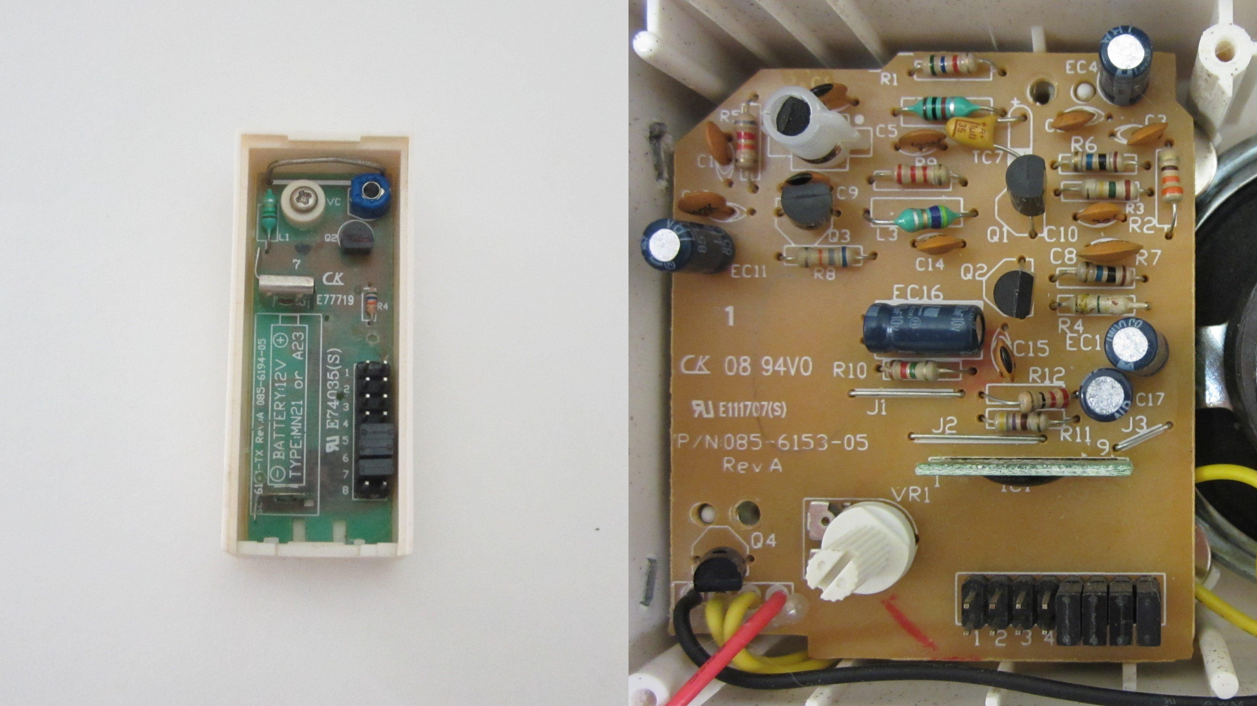Remote Tripwire Alarm