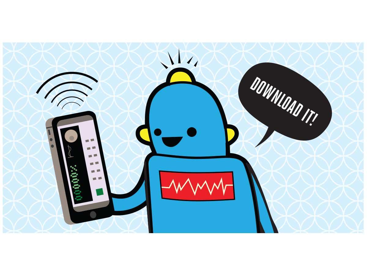 Smartphone Signal Generator