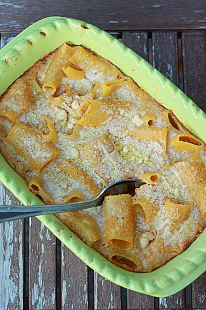 Creamy-Pumpkin-Baked-Rigatoni