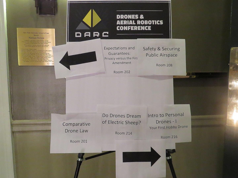 Many choices at DARC