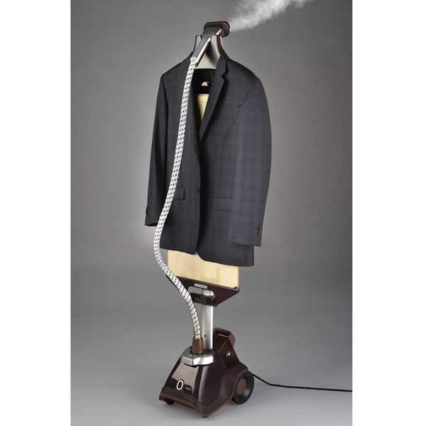 A garment steamer, one of the most popular items on HS