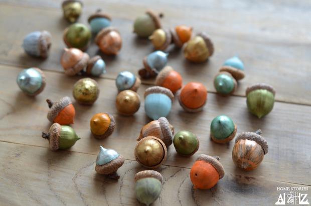 homestoriesatoz_painted_acorns_02