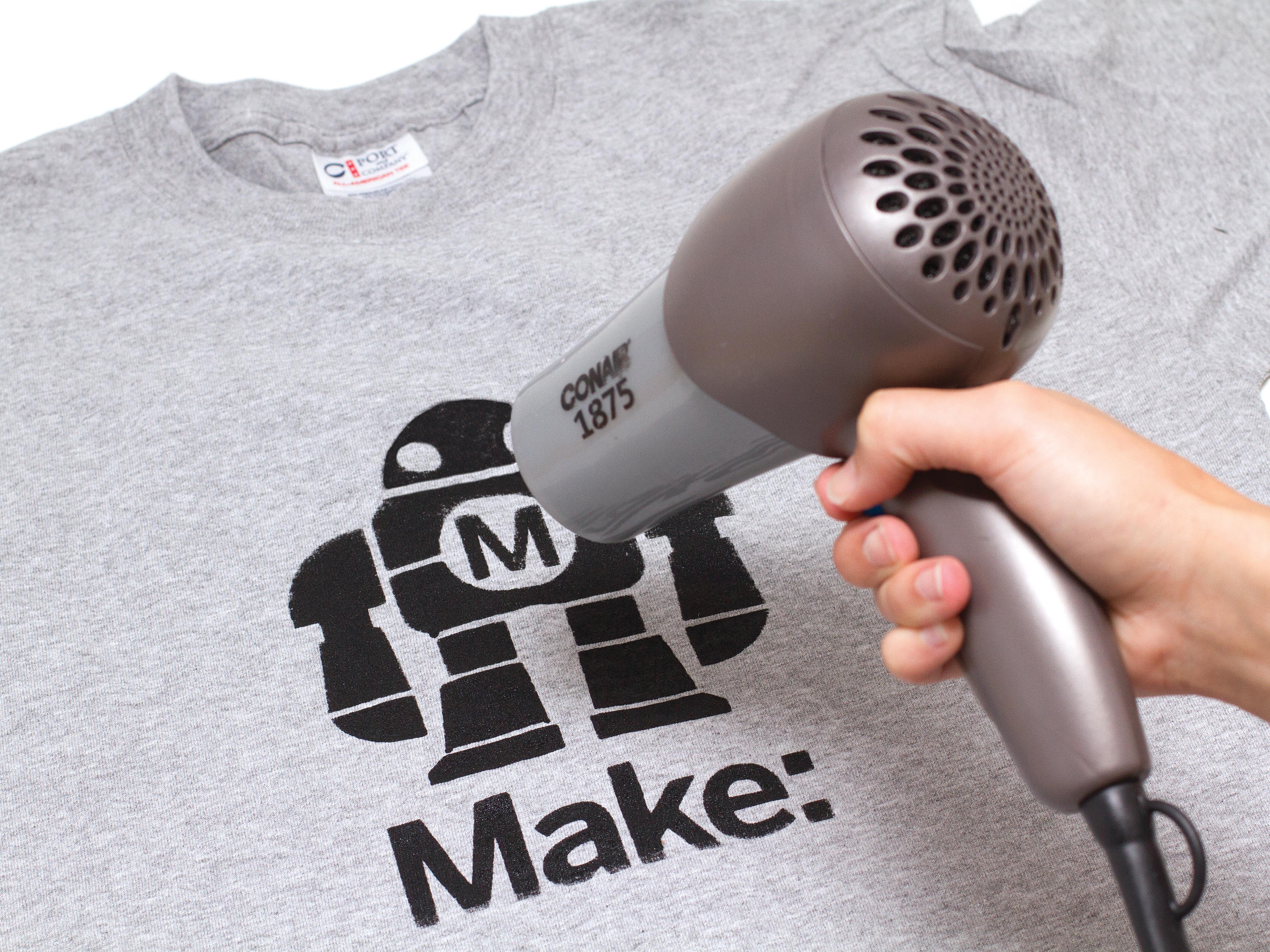 vinyl machine to make shirts