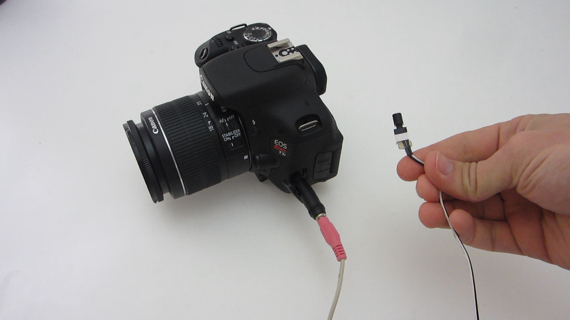 Automatic Camera Shutter Switch