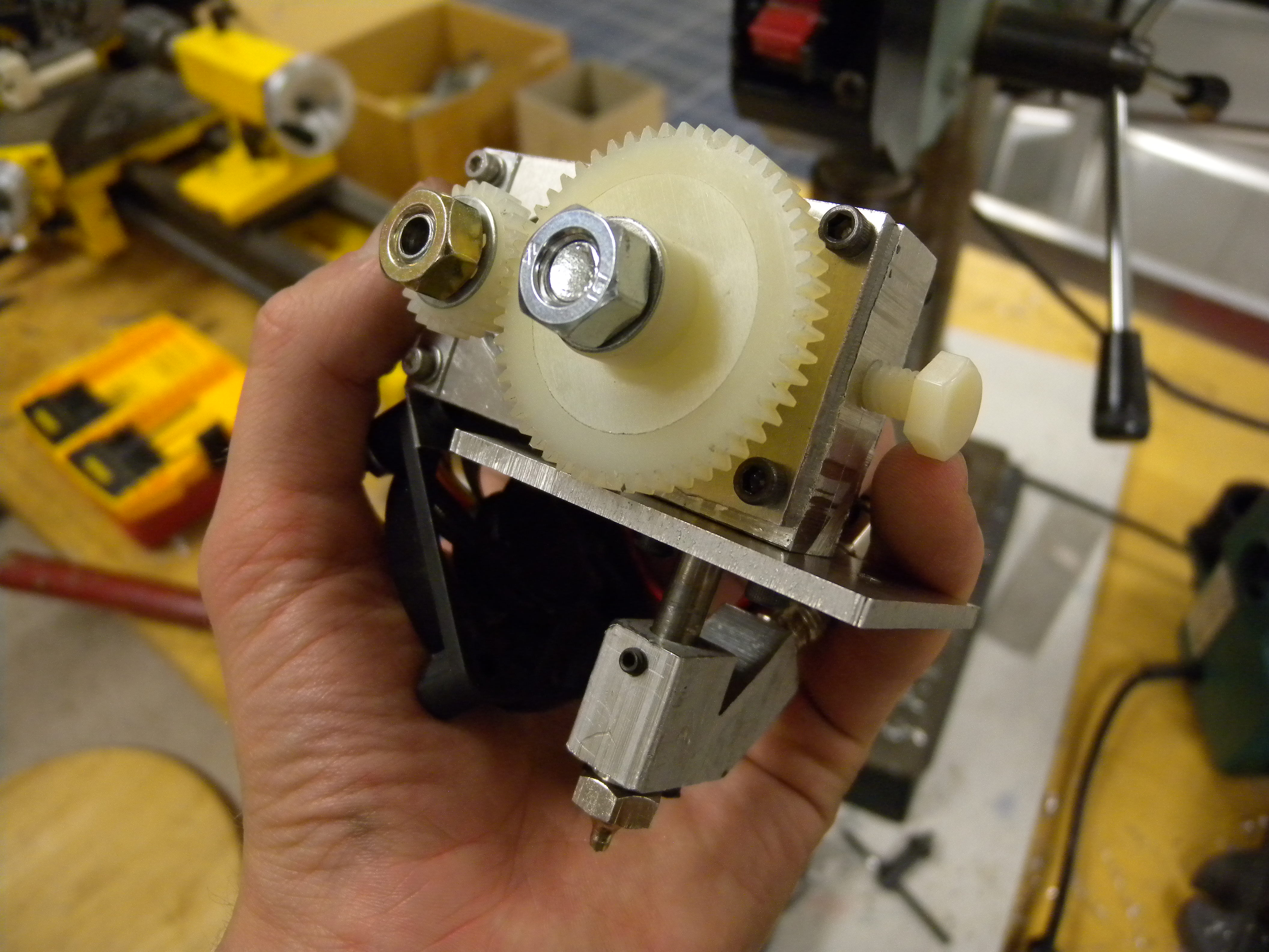 Glow Plug 3D PrinterExtruder