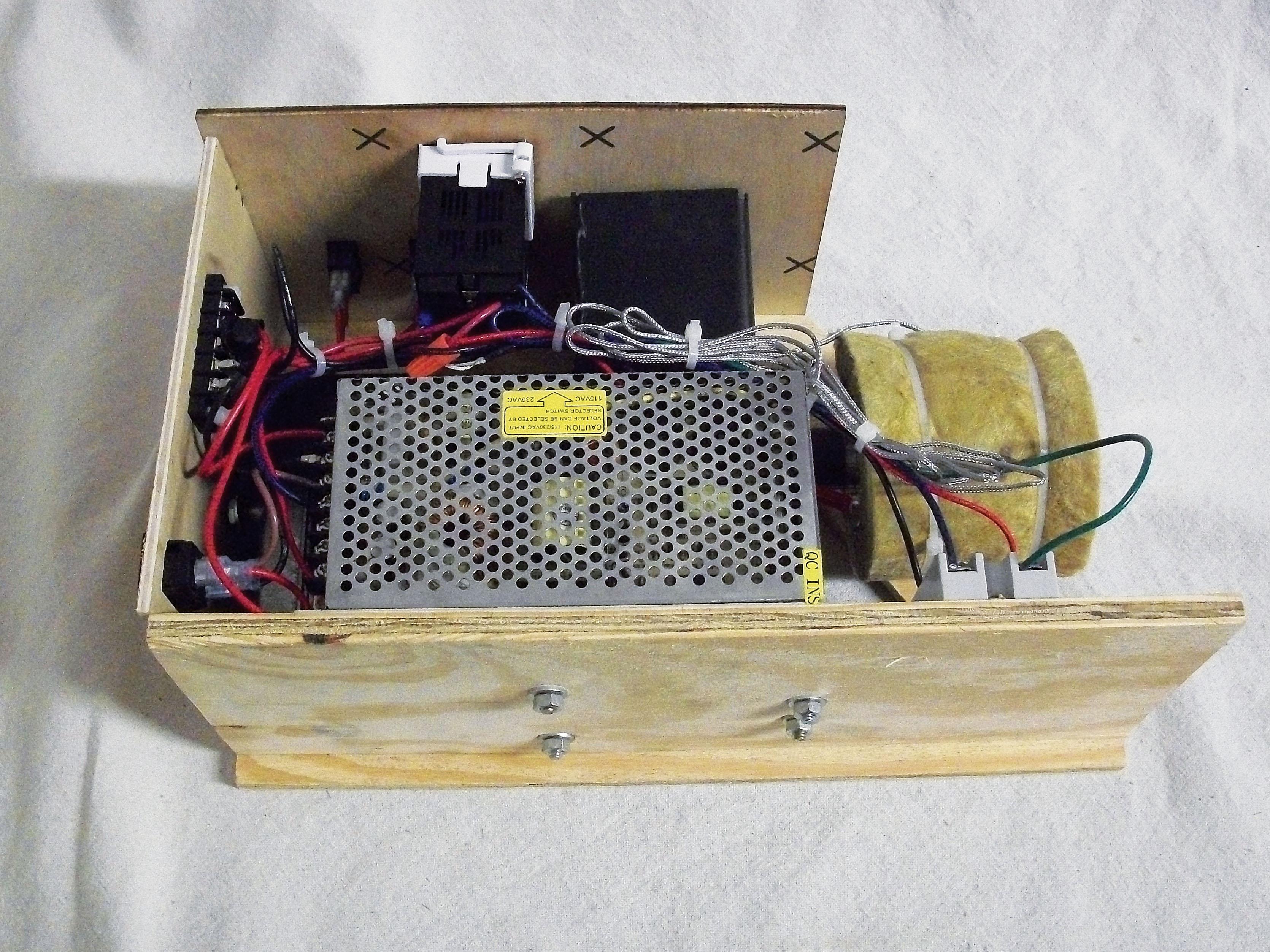 DIY Filament Extruder