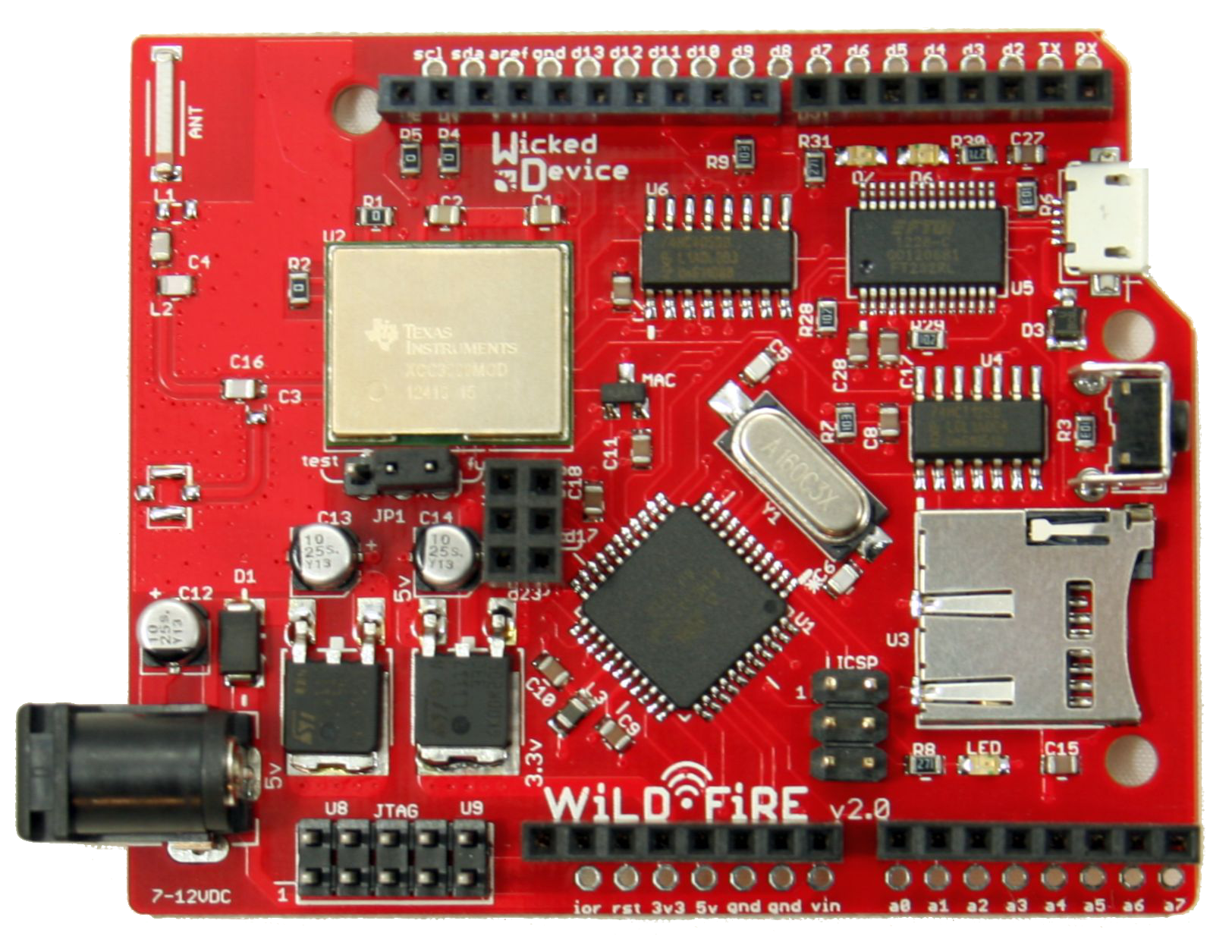 WildFire-v2