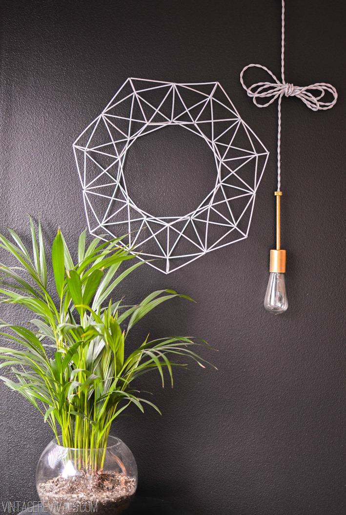 geometric wreath-1