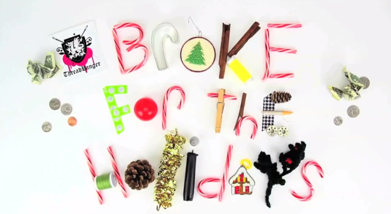 TB-broke for the holidays