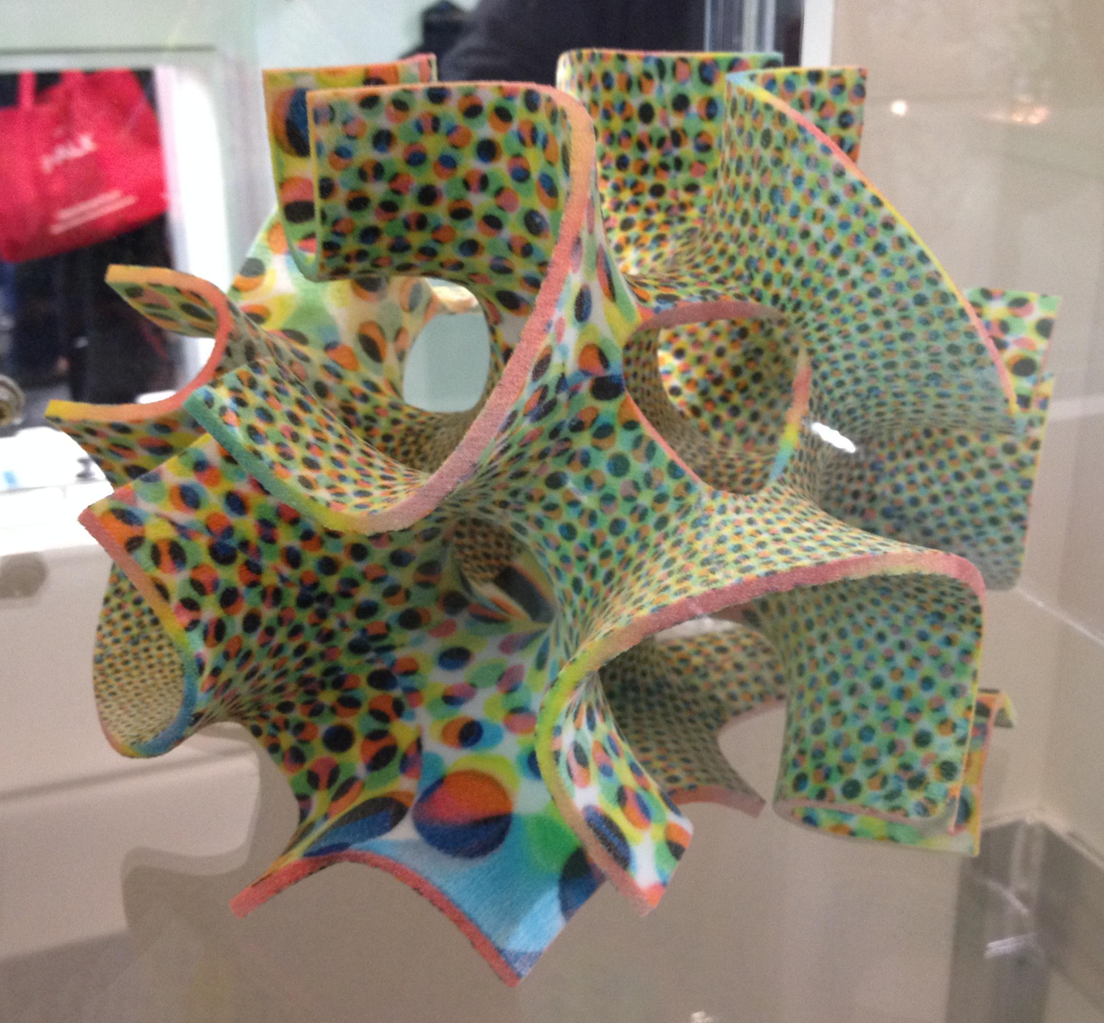 ChefJet Pro multicolor sugar print