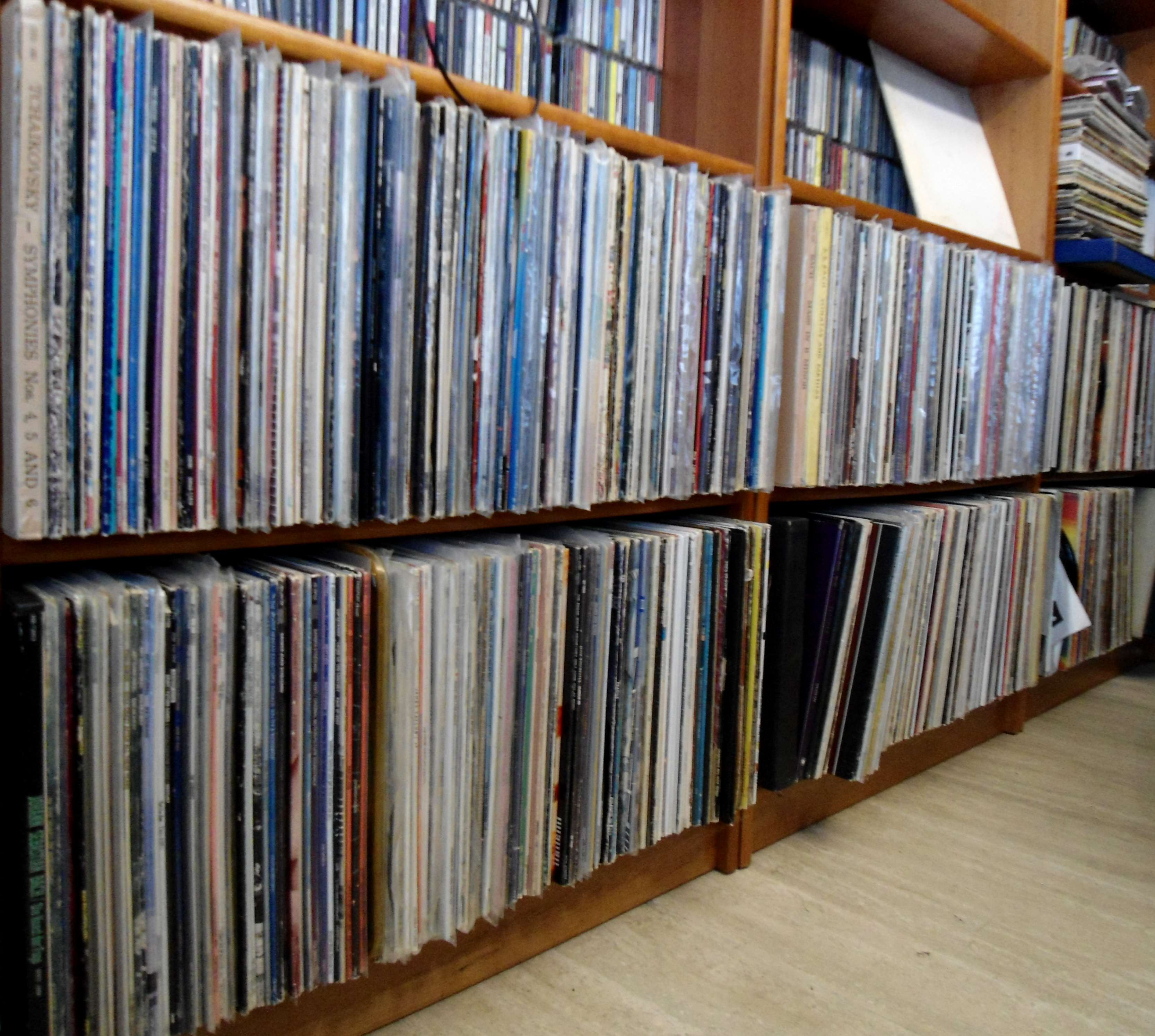 Vinyl Records Digitizer PhonoPreamp
