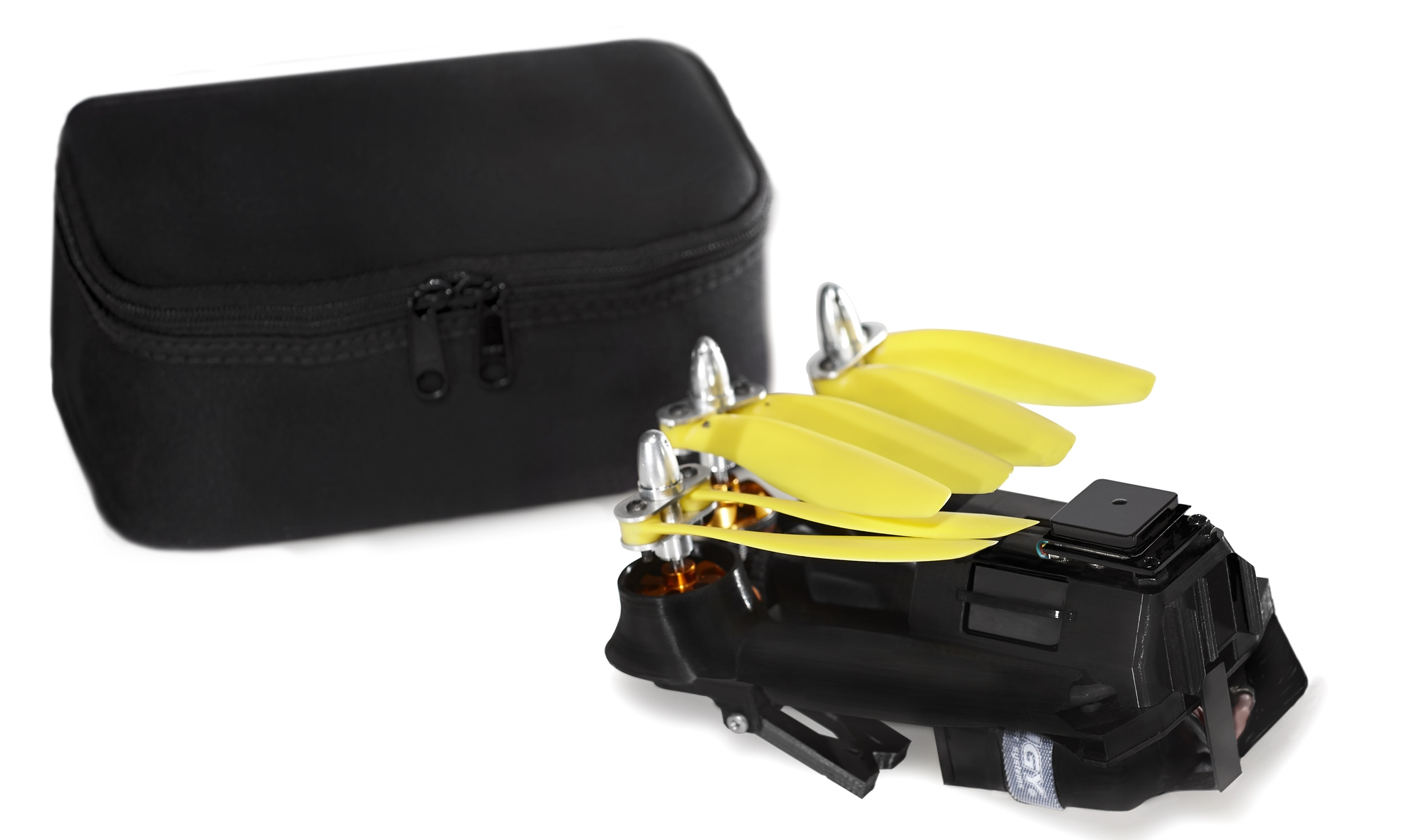 AirDroids Pocket Drone is super compact. Photo: AirDroids