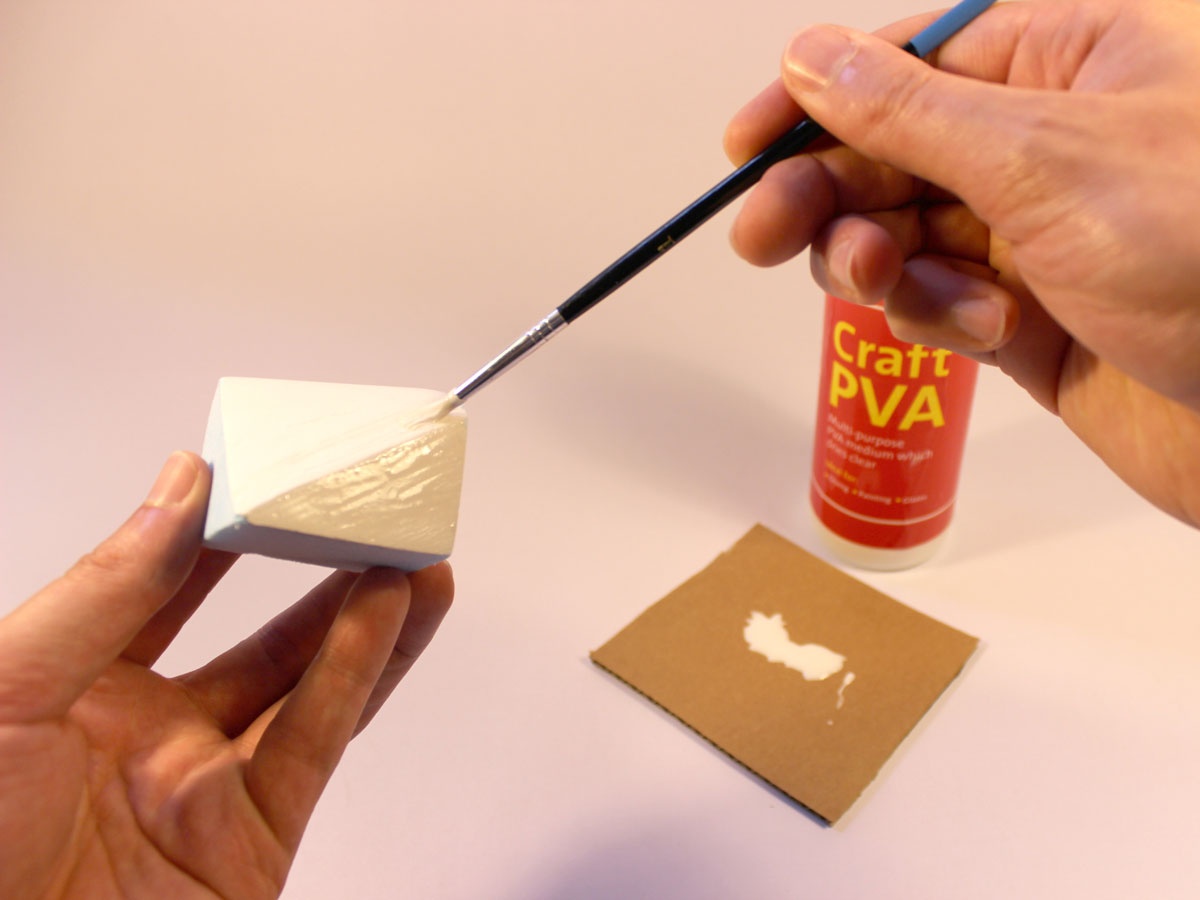 Skill Builder: Styrofoam Sculpting, Surfacing, and Sugru Skinning