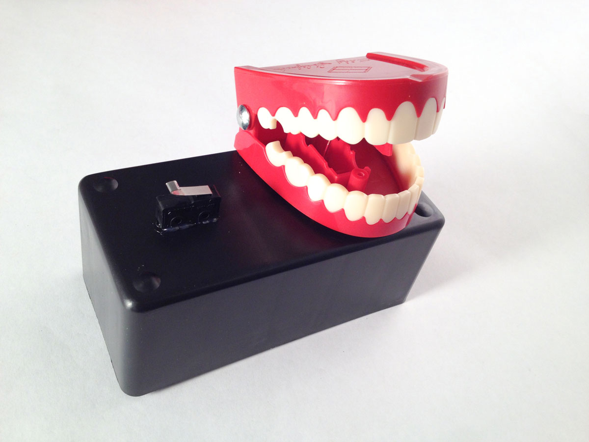 Toothy Toothbrush Timer