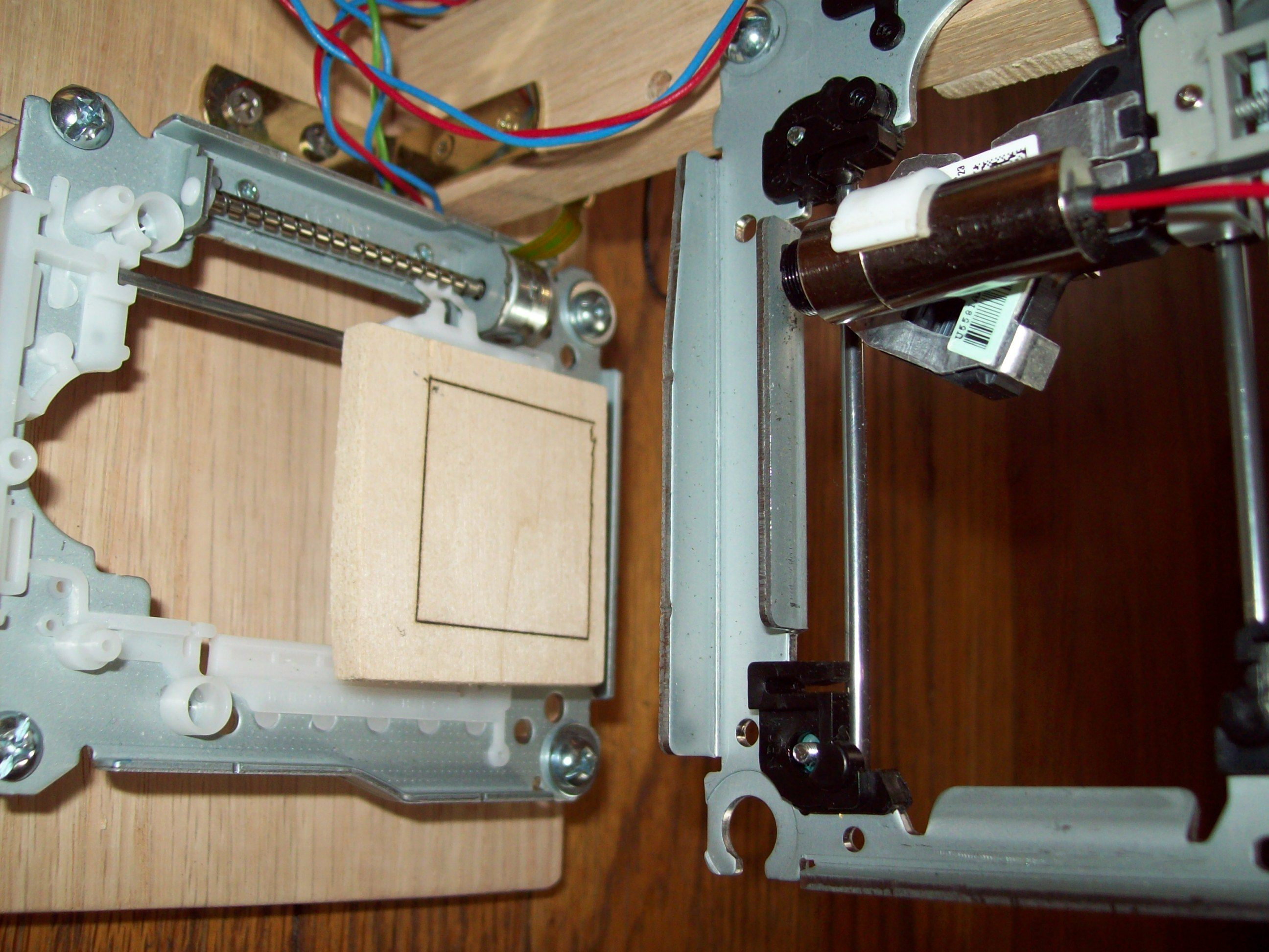 engravR: Build a Pi-Powered Laser Engraver