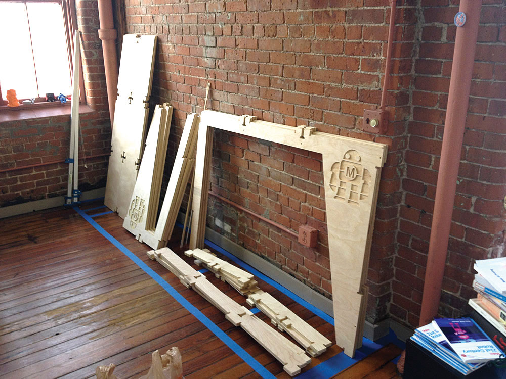 CNC Maker Bench