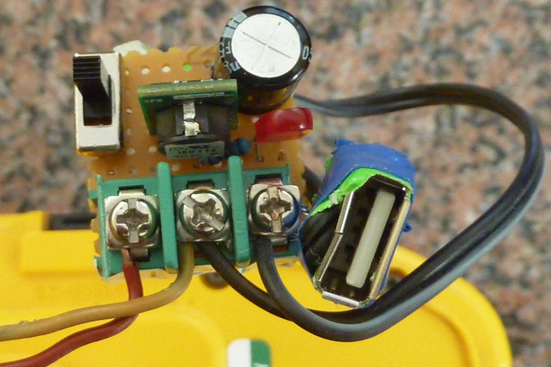 Raspberry Pi to Go: How to Wire 18v Portable PiPower