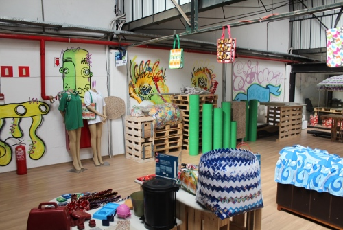 terracycle brazil showroom