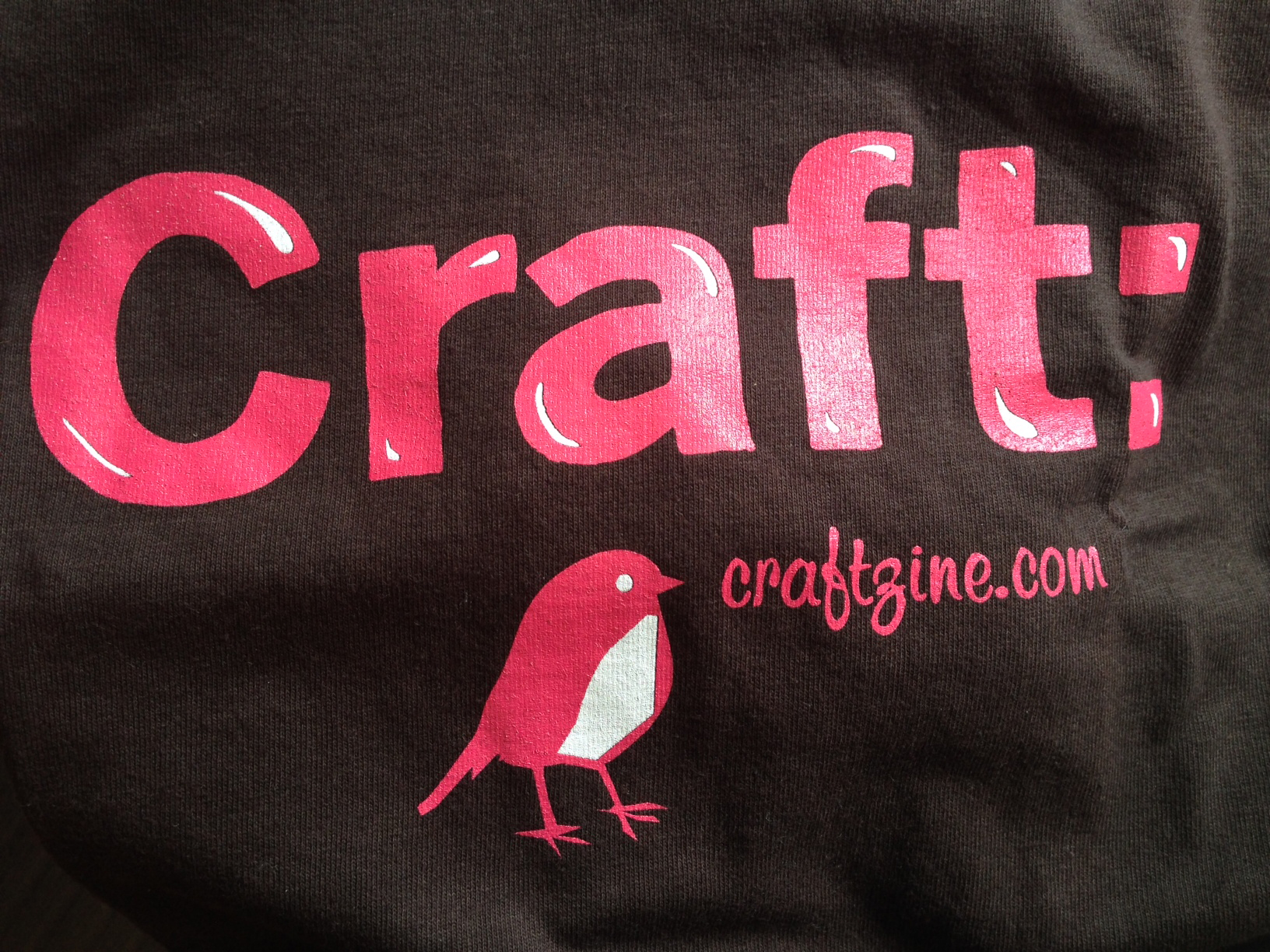 Craft T-shirt logo