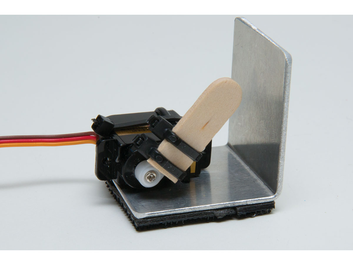 R/C Remote Drop Mechanism