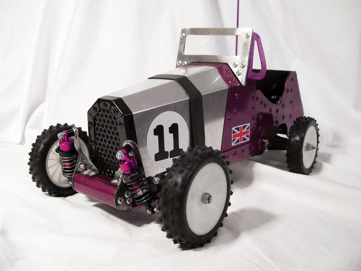 Retro R/C Racer