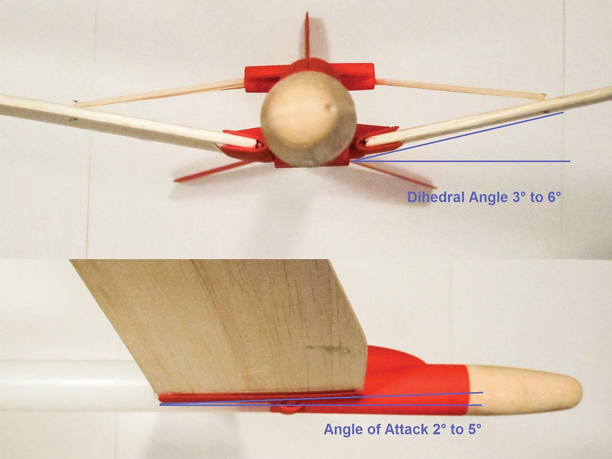 Air Rocket Glider
